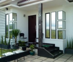 ide desain dan model teras rumah sederhana